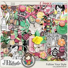 Follow Your Style Collab by JB Studio and Paty Greif