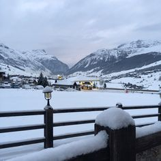 Snow in #Livigno !  #livignolife #DolciVacanzeLivigno #theMountainIsFreedom