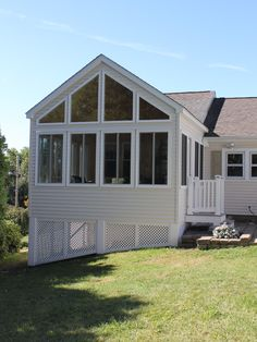 1000 images about four season porch on pinterest four Do it yourself sunroom