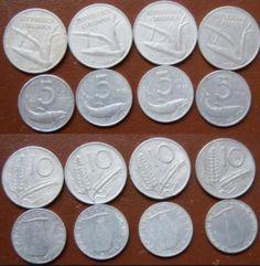 +++ Attenzione, se avete ancora queste monete potreste essere realmente ricchi… Old Money, Rare Coins, Coin Collecting, Vintage Posters, Nostalgia, Geek Stuff, Memories, Hobby, Euro