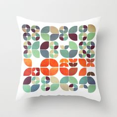 Love Throw Pillow by VessDSign - $20.00