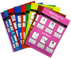 Brain Gym Exercise Cards | This set of nine colourful laminated A4 Cards are an easy reference ...