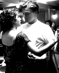 #dance #leonardodicaprio #katewinslet #titanic