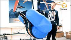 PARAEAGLE: système de protection avec 3 airbags