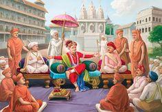 Scriptures and necessary texts Ganesha Art, Krishna Art, Hindu Calendar, Guru Purnima, Lord Krishna Images, Indian Paintings, Cute Puppies, Photo Galleries, Religion