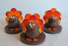 Turkey Cake Balls!