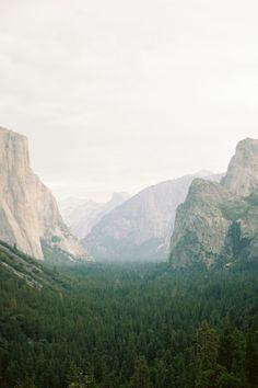 Yosemite National Park - Tec Petaja