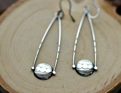 Hey, I found this really awesome Etsy listing at https://www.etsy.com/listing/233882889/silver-sun-earrings-long-earrings