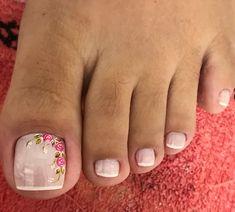 Toe Nail Designs, Toe Nails, Hair Beauty, Instagram, Nice Nails, Nail Ideas, Designed Nails, Pretty Toe Nails, Feet Nails