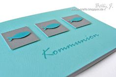 Bettys Crafts: Kommunion