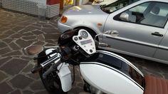 Saw on street in Padova - Italy: Guzzi v50