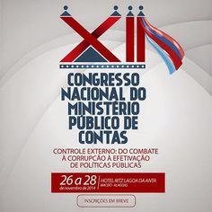 RN POLITICA EM DIA: XII CONGRESSO NACIONAL DO MINISTÉRIO PÚBLICO DE CO...