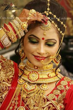 Amazing dulhan get -up