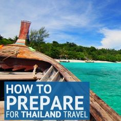 How to Prepare for Thailand? Your total packing and perfect prep guide