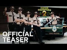 Super Troopers 2 (2018) Restricted Teaser Trailer - Watch it now!