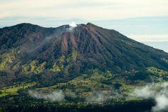 Back Side of Irazu Volcano