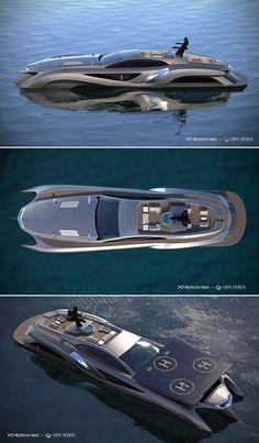 Yacht Design, Boat Design, Yatch Boat, Big Yachts, Luxury Jets, Classic Wooden Boats, Power Boats, Speed Boats, Cool Boats