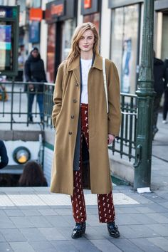 Street style at Paris Fashion Week Fall/Winter 2018,2019