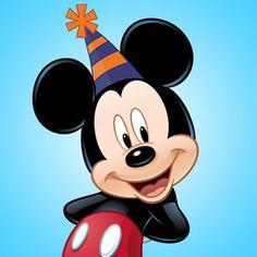 Happy Birthday Mickey