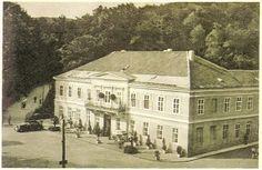 Železná studienka - Ferdinandove kúpele Bratislava, Geo, Nostalgia, Louvre, Times, House Styles, Travel, Inspiration, Pictures