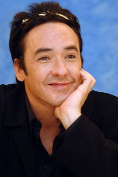 John Cusack, something about his attitude and humor make him so sexy to me.