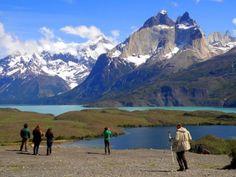 Las Torres de Paine ( Chile)