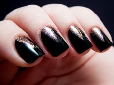 Nail Art Designs for New Years Eve - iVillage