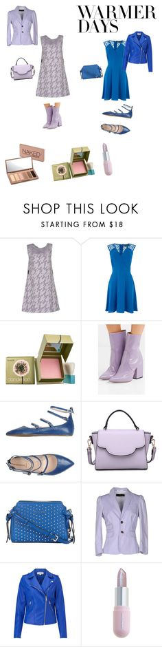 """""""dream of spring 🌸🌸🌸🌸"""" by effyswanhaze on Polyvore featuring Chicca Lualdi Beequeen, Warehouse, Benefit, Petar Petrov, Formentini, Urban Expressions, MICHAEL Michael Kors, Dsquared2, Miss Selfridge and Winky Lux"""