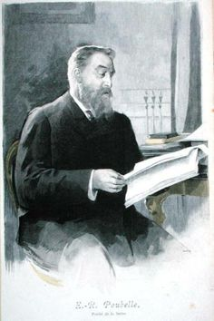Eugène Poubelle, Préfet of Seine, made it mandatory to use dustbins in Paris in 1870.