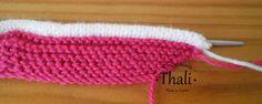 Bourrelet tricot