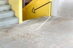 Yellow/concrete