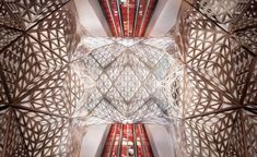 Zaha Hadid Architects reveals Morpheus hotel in Macau