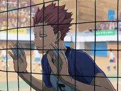 #haikyuu #tendou #anime