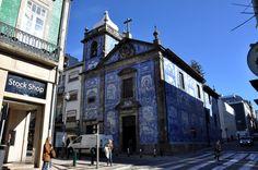 Capela das Almas - Centro Histórico do Porto          Património Mundial