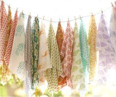 colorful designs and fabrics  www.oneiloveorganics.com