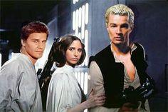 Buffy + Star Wars...LOVE IT!