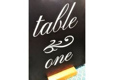 Your place to buy and sell all things handmade Chalkboard Table, Wedding Table Names, Christmas Events, White Vinyl, Name Signs, Vinyl Lettering, Bristol, Centerpieces, My Etsy Shop
