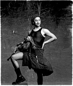 Alan Cumming by Clive Arrowsmith