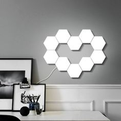 Moderne DEL Energie Solaire dessus de table verre cristal pot Indoor /& Out Lighting UK