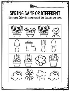 Printable worksheets covering lots of preschool skills. You'll find math & literacy worksheets and of course cutting and tracing practice too. Seasons Worksheets, Literacy Worksheets, Printable Preschool Worksheets, Math Literacy, Worksheets For Kids, Free Printable, Printables, Preschool Homework, Kindergarten Activities