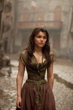Samantha Barks as Éponine