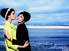 Kendall and Kylie Jenner Talk Kardashians in Glamour on Keeping Up With The Kardashians