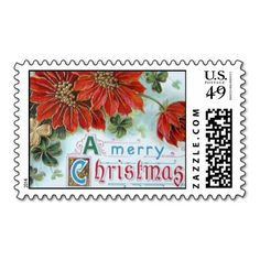 >>>Cheap Price Guarantee          Red Poinsettia Vintage Art Christmas Postage           Red Poinsettia Vintage Art Christmas Postage We have the best promotion for you and if you are interested in the related item or need more information reviews from the x customer who are own of them before...Cleck Hot Deals >>> http://www.zazzle.com/red_poinsettia_vintage_art_christmas_postage-172352261294942531?rf=238627982471231924&zbar=1&tc=terrest