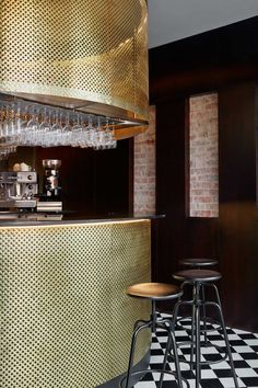 Coco Retro Bistro by 32 mq in Tunbridge Wells, Kent, UK | Yellowtrace