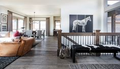 A Modern Mountain Model Home in Park City | Rue