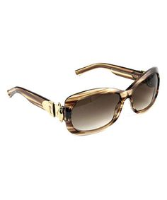 fc5be3b59e Take a look at this Gucci Brown Sunglasses by Gucci on  zulily today! Gucci