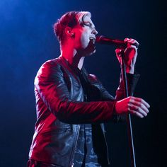 Michael Fitzpatrick - Fitz & The Tantrums  #music #concertphotos