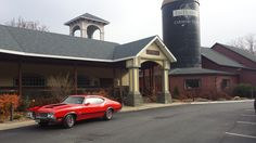 Toy Drive by Catskill Mountain Car Club at the Emerson