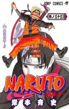 Naruto 33 - The Top-Secret Mission…! Anime Naruto, Art Naruto, Naruto Y Hinata, Anime Echii, Naruto Team 7, Madara Uchiha, Sasunaru, Charles Darwin, Naruto Volumes