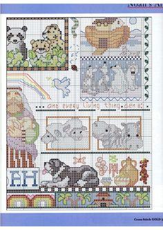 Gallery.ru / Фото #7 - Cross Stitch Gold 06 - bangel98